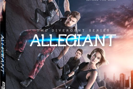 Win a Copy of Three Divergent Films in 4k From FlickDirect and Lionsgate