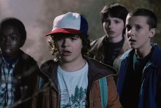 Stranger Things Ratings Rank Among Highest for Netflix