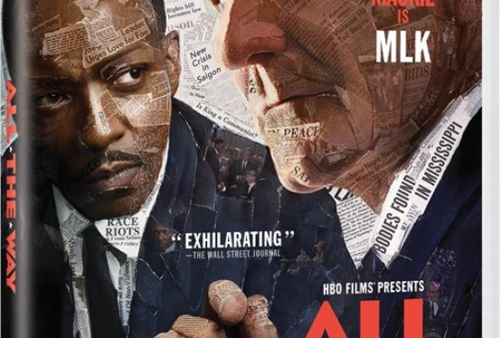 Win a HBO's Original Film, All the Way, on DVD From FlickDirect and HBO