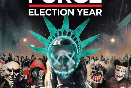 Win a Digital HD Copy of The Purge: Election Year From FlickDirect and Universal Pictures