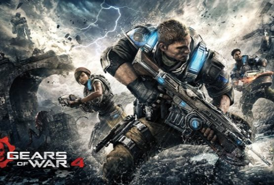 Gears of War Coming to the Big Screen
