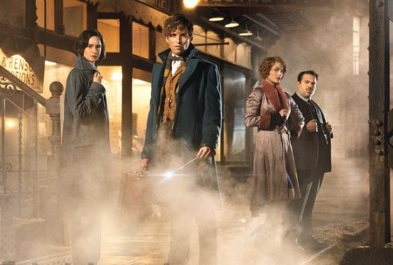 Fantastic Beasts to Encompass a Five-Film Franchise