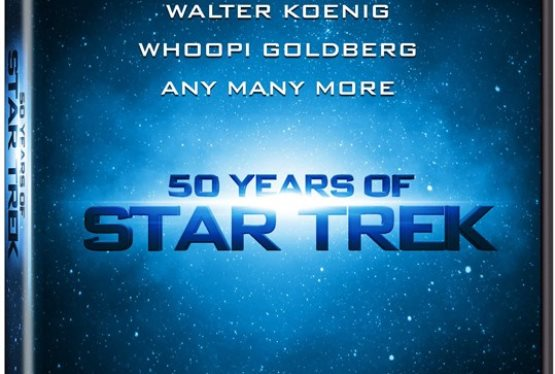 Captain's Log Stardate 94477.81, 50 Years of Star Trek