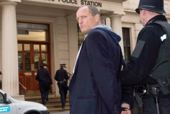 Woody Harrelson Is Lost In London