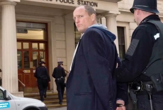 Woody Harrelson Is Lost In London