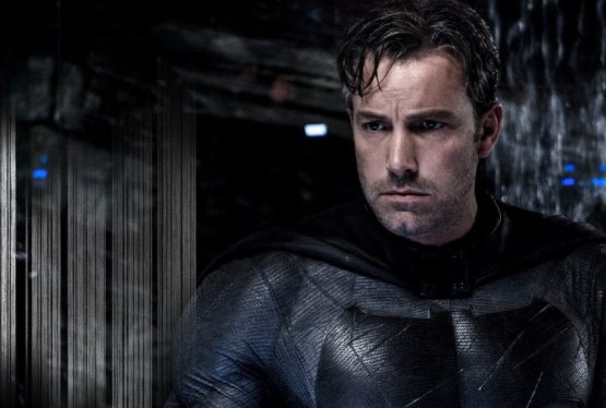 Ben Affleck Steps Down from Directing The Batman