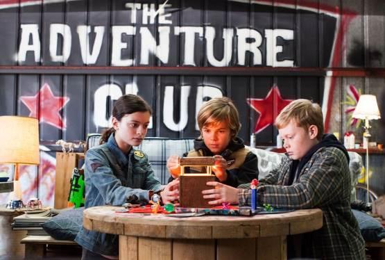 Teen Sleuths Find Hidden Treasure in The Adventure Club