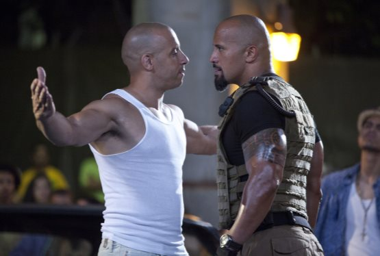 Is the Feud Continuing with Dwayne Johnson and Vin Diesel?