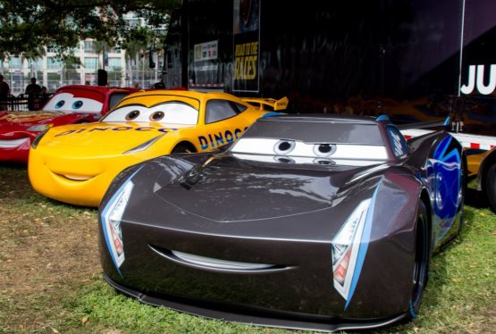 Go on The Road with Disney's Cars 3 at The Car's Road Show Event