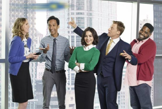 Powerless All But Canceled from NBC Lineup