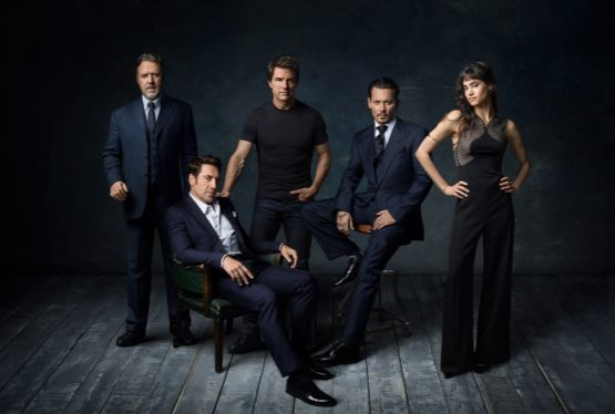 Universal Begins New Dark Universe Series with The Mummy