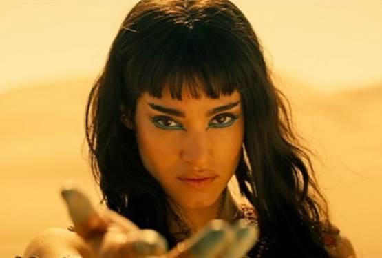 The Mummy's Sofia Boutella to Star in Fahrenheit 451