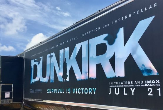 Warner Bros. Rolls Out A Cinetransformer Preview of Christopher Nolan's Dunkirk
