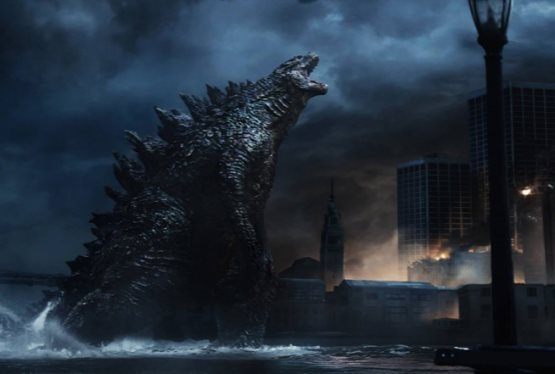Production Starts on New Godzilla Film