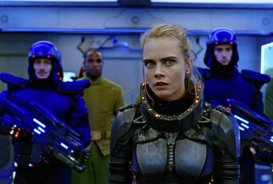 Luc Besson Discusses Creating and Financing Valerian in July Issue of Wired