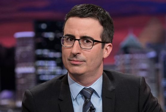 John Oliver Cast as Zazu in The Lion King