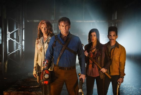 Ash vs. Evil Dead Making Its Debut this Fall at Universal's Halloween Horror Nights