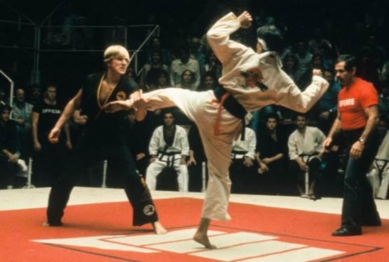Karate Kid Series, Cobra Kai, Coming to YouTube Red