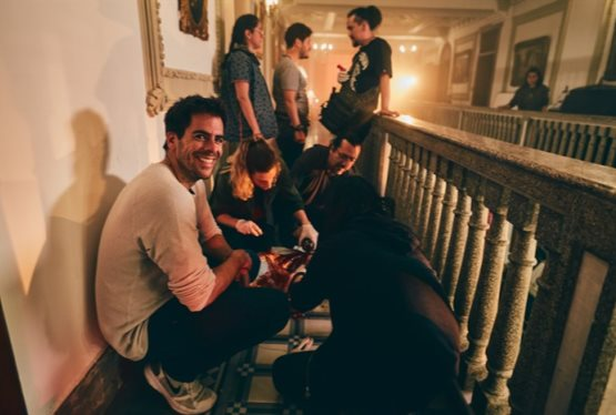 Eli Roth Directs Halloween Horror Nights Commercial for Universal Studios