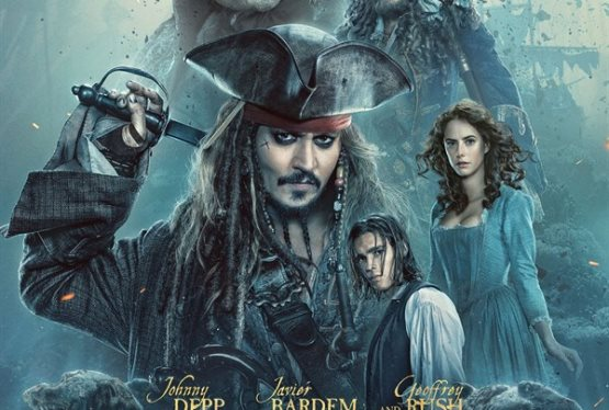 Shiver Me Timbers....Win a Digital HD Copy of Pirates of The Caribbean: Dead Men Tell No Tales