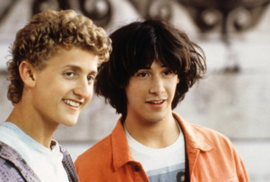 Bill & Ted 3 Script Confirmed by Keanu Reeves