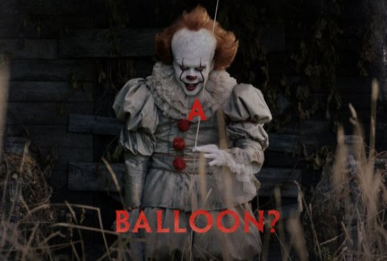 Start Your Halloween Weekend Off with Stephen King's It!