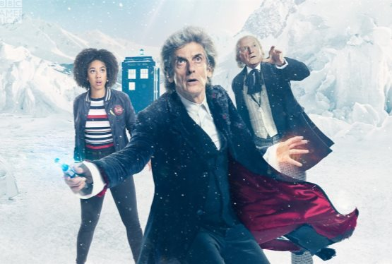 BBC America to Air Doctor Who Christmas Special