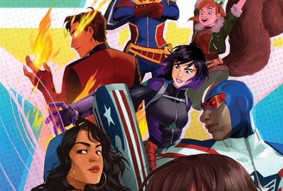 Marvel Announces Marvel Rising Franchise