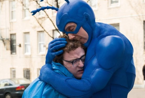 Amazon Renews The Tick for Second Season