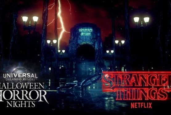 Stranger Things and the Upside Down Coming to Universal's Halloween Horror Nights
