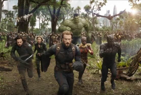 Avengers: Infinity War Breaking Presale Records