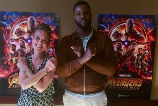 Avenger's Winston Duke Discusses The Movie's Sense of Community