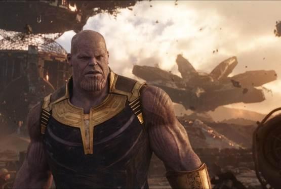 Avengers: Infinity War Breaks Box Office Records