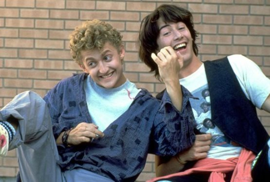 Keanu Reeves and Alex Winter Confirmed to Reprise Roles for Bill & Ted Face The Music