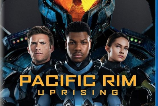Become Part of the Pan-Pacific Defense Corpse By Winning A Pacific Rim:Uprising Combo Pack