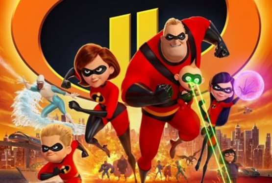 Enter For A Chance To Win A Pass For Two To A Special Advance Screening of INCREDIBLES 2
