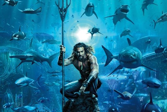 First Aquaman Poster Revealed