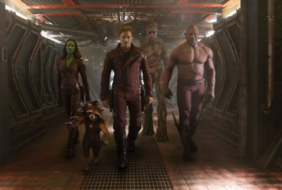 Guardians of the Galaxy Cast Writes Letter in Support of James Gunn