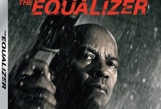Win a SIGNED copy of THE EQUALIZER in 4K UHD By Denzel Washington