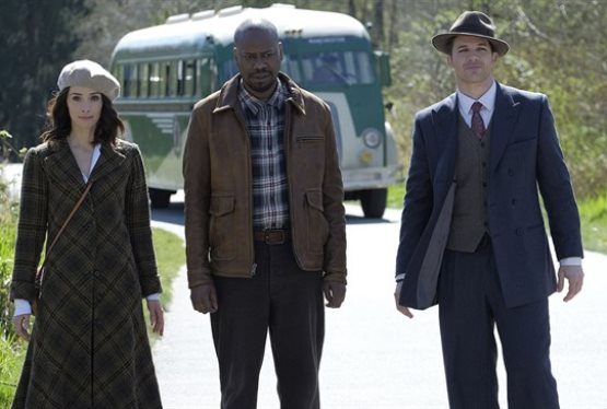 Timeless to Have Two-Part Series Finale