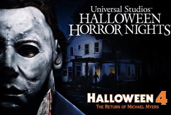 Halloween 4: The Return of Michael Myers Maze Coming to Universal's Halloween Horror Nights
