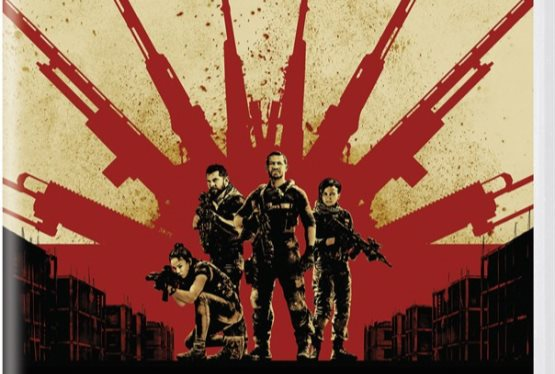 Win a copy of Strike Back: The Complete Fifth Season DVD From HBO and FlickDirect