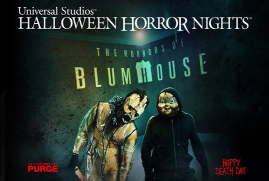 Horrors of Blumhouse Returns to Universal's Halloween Horror Nights