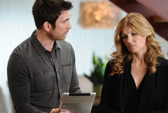 Dylan McDermott and Connie Britton Returning to American Horror Story