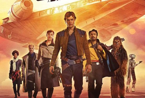 Enter For Your Chance To Win a Digital HD Copy of SOLO: A STAR WARS STORY!