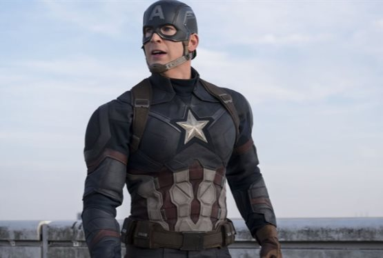 Chris Evans Says Goodbye to Captain America