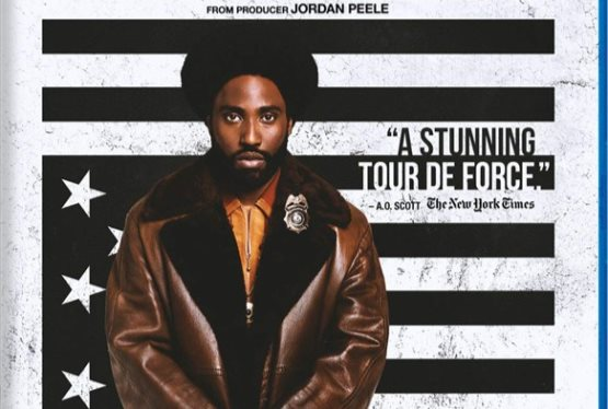 Enter For Your Chance To Win a Blu-ray of Spike Lee's BlacKkKlansman
