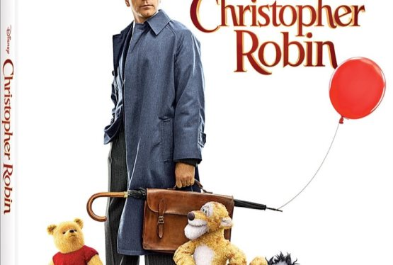 Enter For Your Chance To Win a Blu-ray of DISNEY'S CHRISTOPHER ROBIN