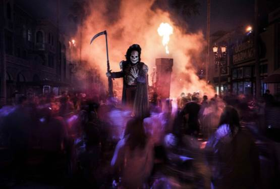 Halloween Horror Nights to Debut Earlier Than Ever in 2019