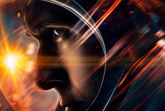 Enter For Your Chance To Win a Blu-ray Copy of UNIVERSAL'S FIRST MAN
